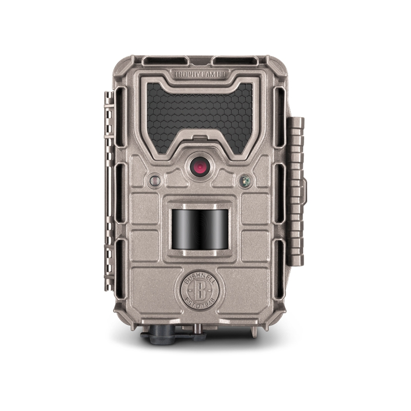 Le Bushnell Trophy Cam Aggressor HD dispose d'une grille anti-reflets