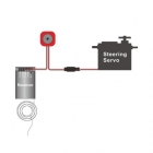 Buzzer SkyRC 85 dB anti lost alarm