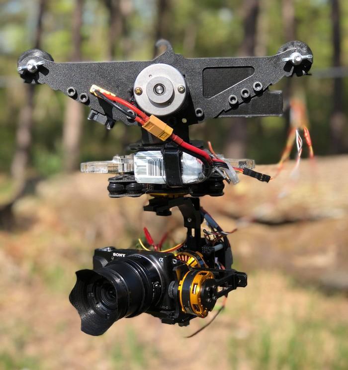 Cable-cam Eagle M