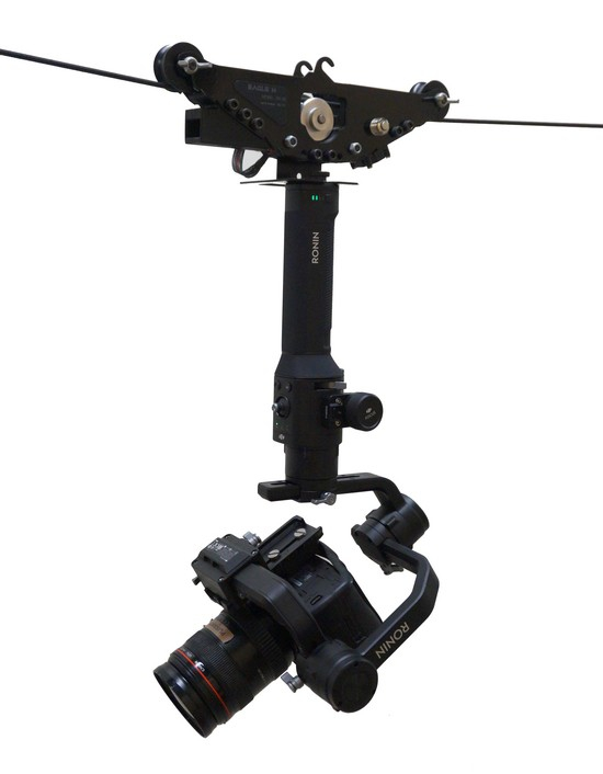 Cable-cam Eagle M