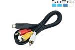 Câble composite (TV) GoPro