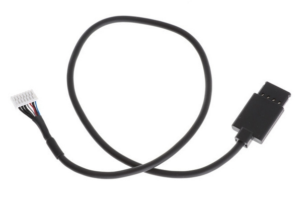 Câble d'alimentation RSS pour Ronin-MX câble vu de face