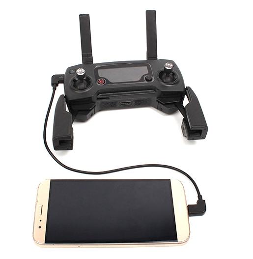 Câble data pour radios DJI (android) - Sunnylife