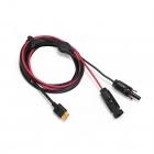 Câble de connexion MC4 vers XT60 pour panneau solaire - EcoFlow