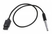 Câble de contrôle RSS RED pour Ronin-MX vue de face du câble