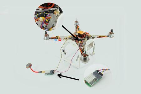 Câble de raccordement émetteur vidéo