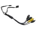 Câble de raccordement SGV vers RCA et Jack 2.1 mm