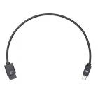 Câble DJI Ronin-S Mini-Camera Control Cable (Mini-USB)