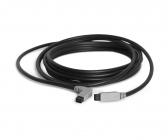 Câble FireWire 800/800 gris pour Hasselblad H3D, H4D, CF et dos CFV (4,5 mètres)