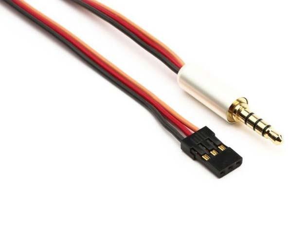 Câble de programmation AS3X pour smartphones