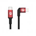 Câble USB Type-C vers Lightning 65cm - PGYTECH