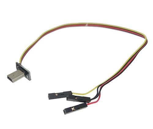 Câble vidéo pour caméra thermique FLIR VUE PRO