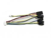 Câbles récepteur vers FC pour Falcon 180 & 250