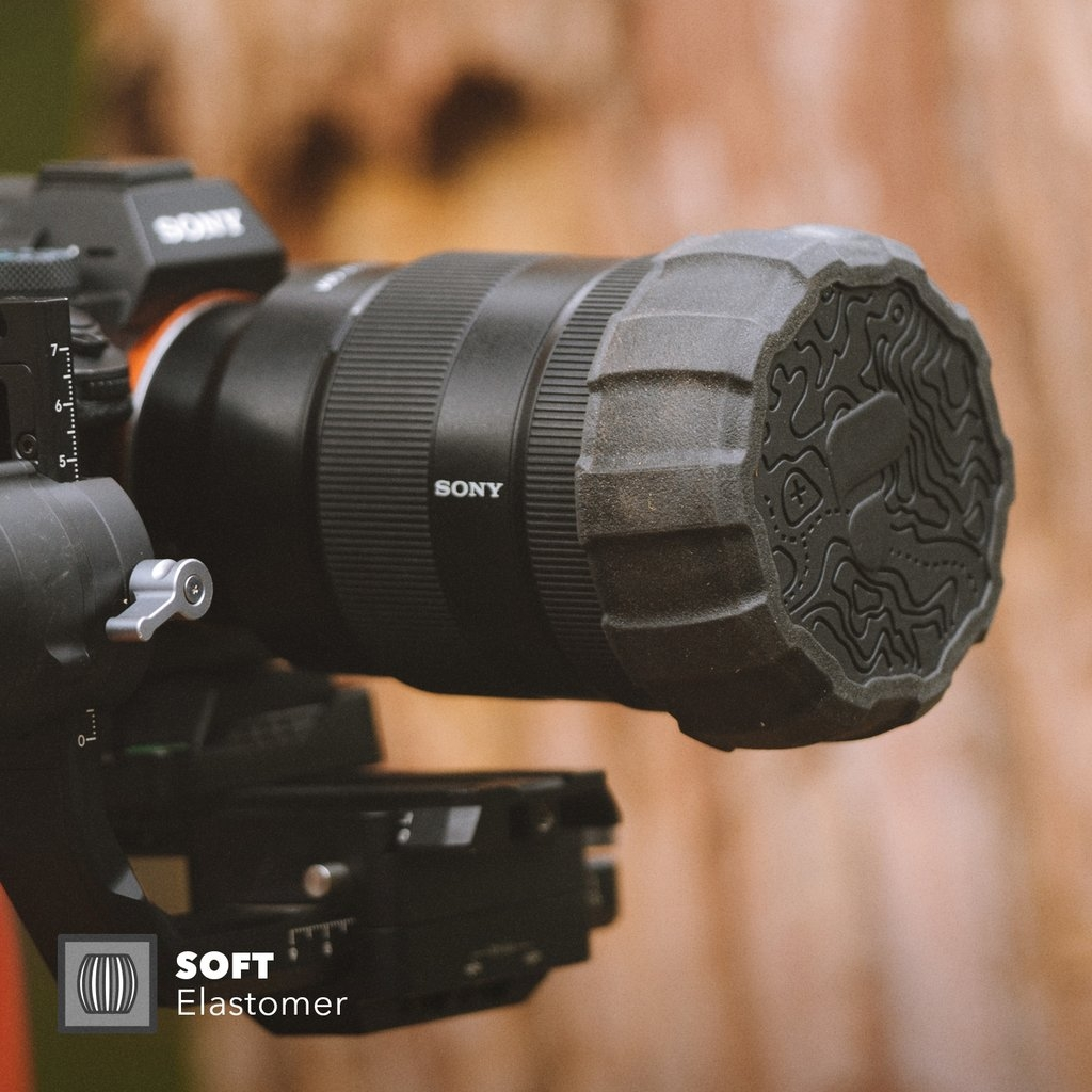Cache pour appareil photo 67mm-72mm