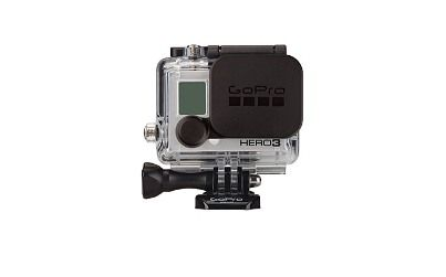 Caches et protections GoPro