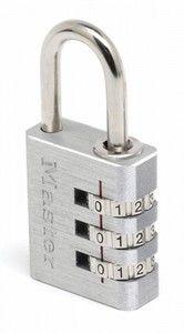 Cadenas Aluminium à code 30 mm - Masterlock