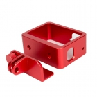 Cadre de fixation aluminium GoPro Hero5 Black couleur rouge