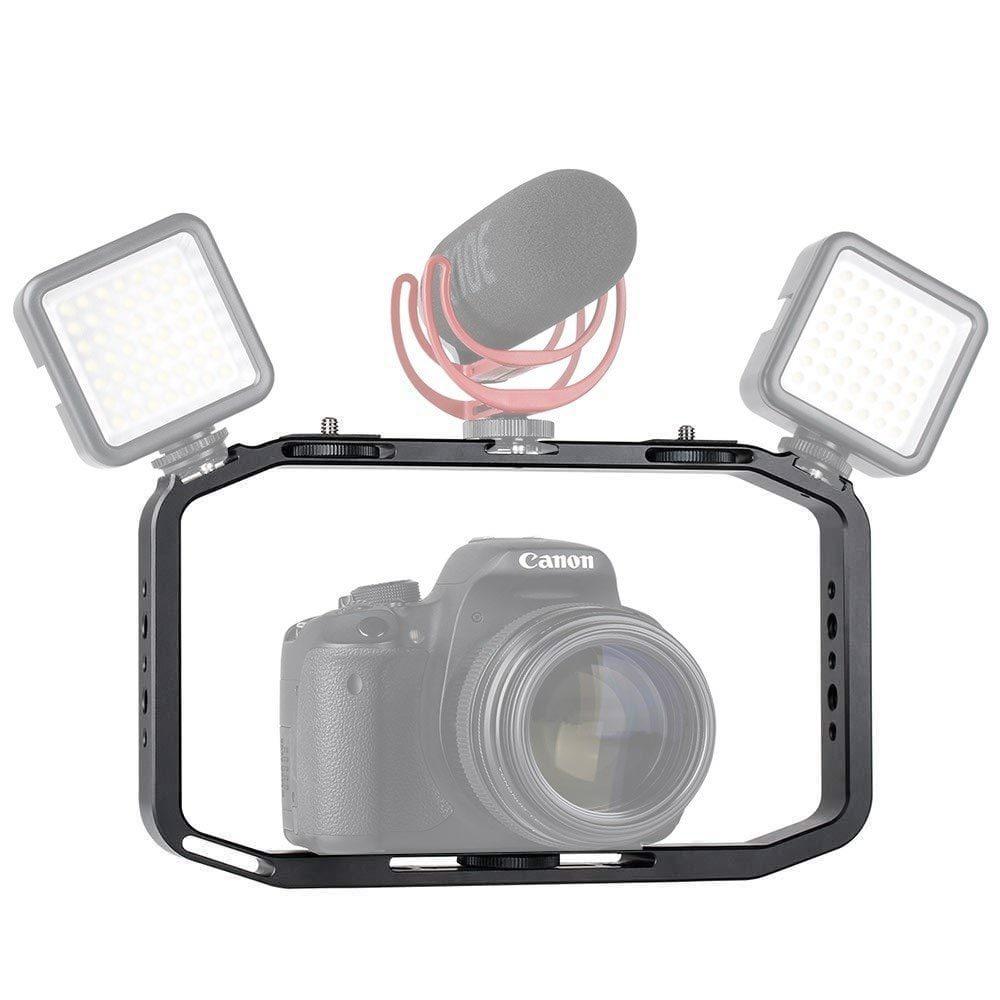 Cadre de fixation en métal pour smartphone, GoPro et DSLR - Ulanzi