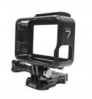 Ce cadre The Frame permet de fixer votre caméra GoPro Hero7 Black à l'aide des multiples fixations GoPro