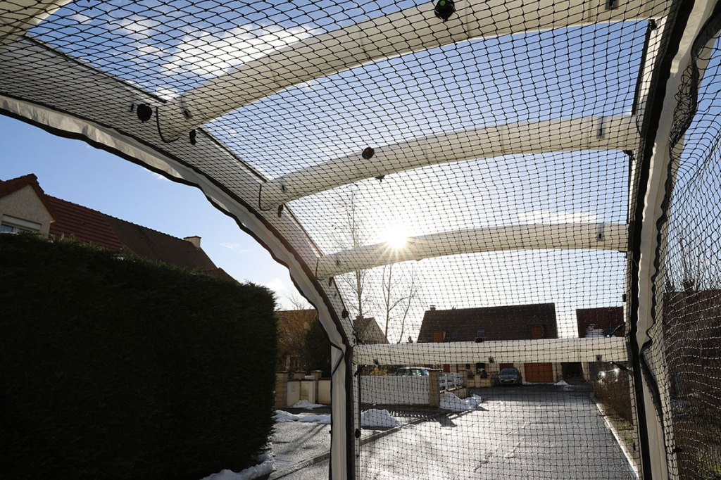 Cage à drones Aircaptif - Pack Filets