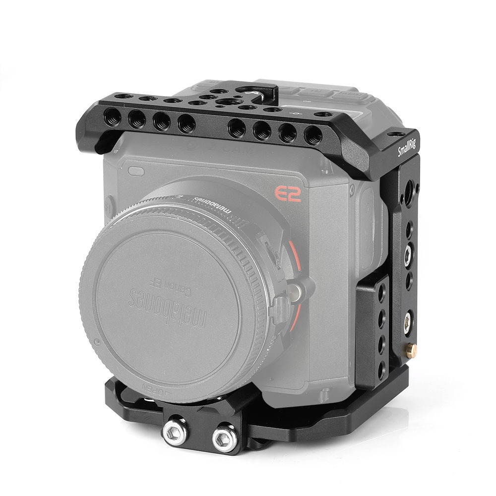 Cage SmallRig avec caméra ZCAM E2