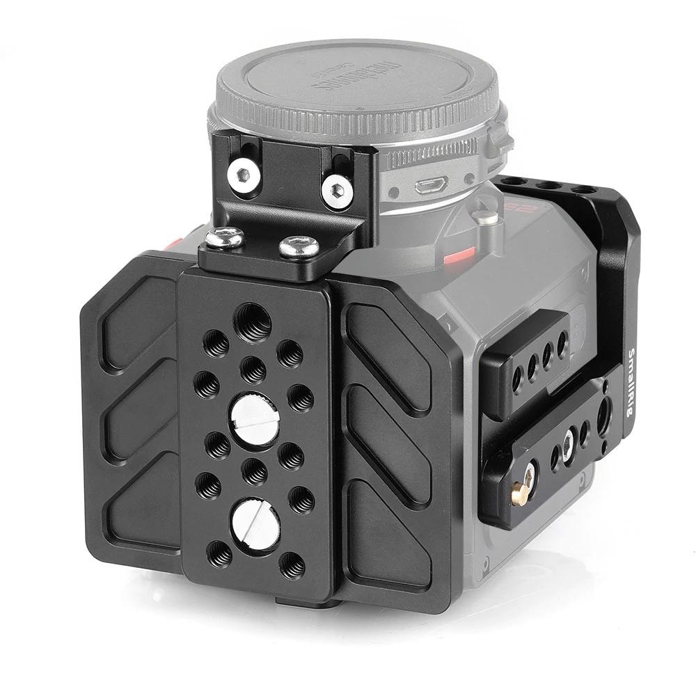 Cage pour caméra ZCAM E2 SmallRig vue de dessous
