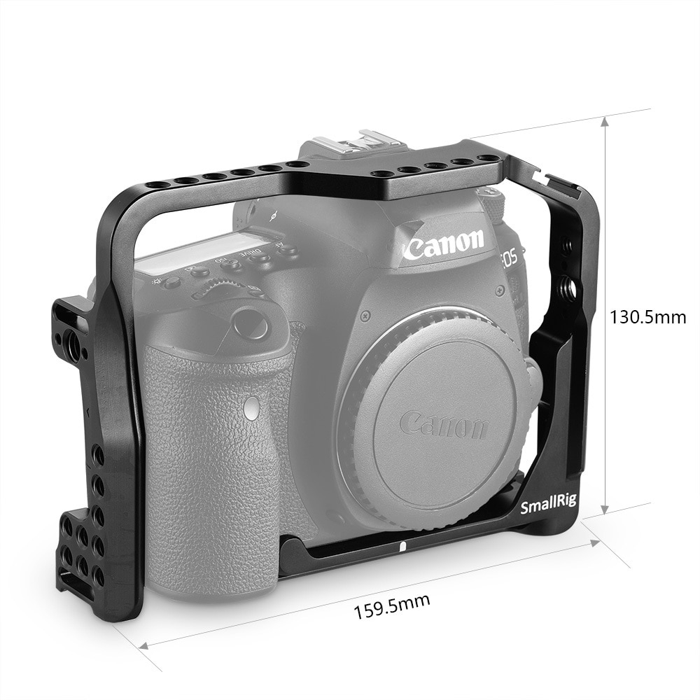 Cage pour Canon 6D Mark II 2142 - SmallRig