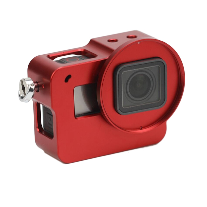 Caisson de protection métal GoPro Hero5 Black