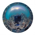 Caisson étanche 10m pour GoPro Fusion - 360 Bubble
