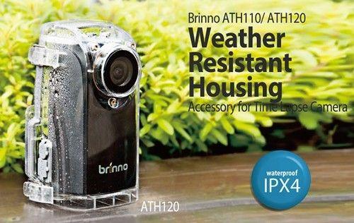 Caisson étanche pour caméra Brinno TLC200 Pro