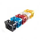 Caisson métal et protection lentille GoPro Hero5 Black couleur au choix