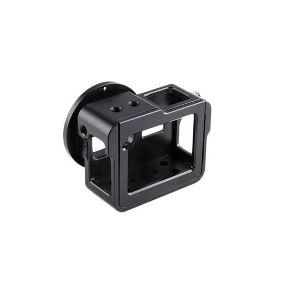 Caisson métal seul couleur noir pour GoPro Hero5 Black