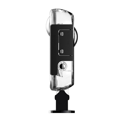 Caisson waterproof pour Insta360 ONE