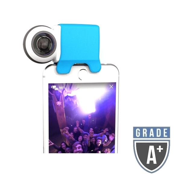 Caméra 360 Giroptic iO (Android & iOS) - Reconditionné