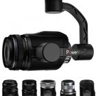 Caméra 4K UHD PowerEye avec objectifs interchangeables Micro 4/3