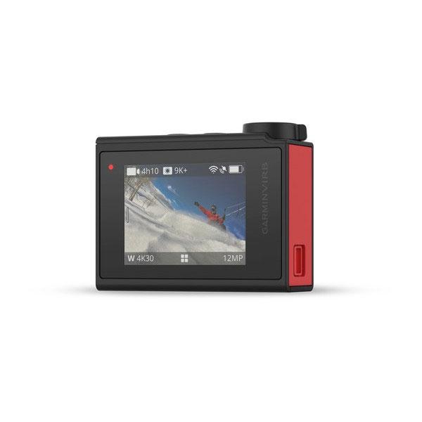 La Virb Ultra 30 de Garmin intègre de nombreux capteurs G-METRIX dont un GPS 10Hz