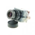 Caméra CCD Foxeer XAT650M vue de face gaine thermo