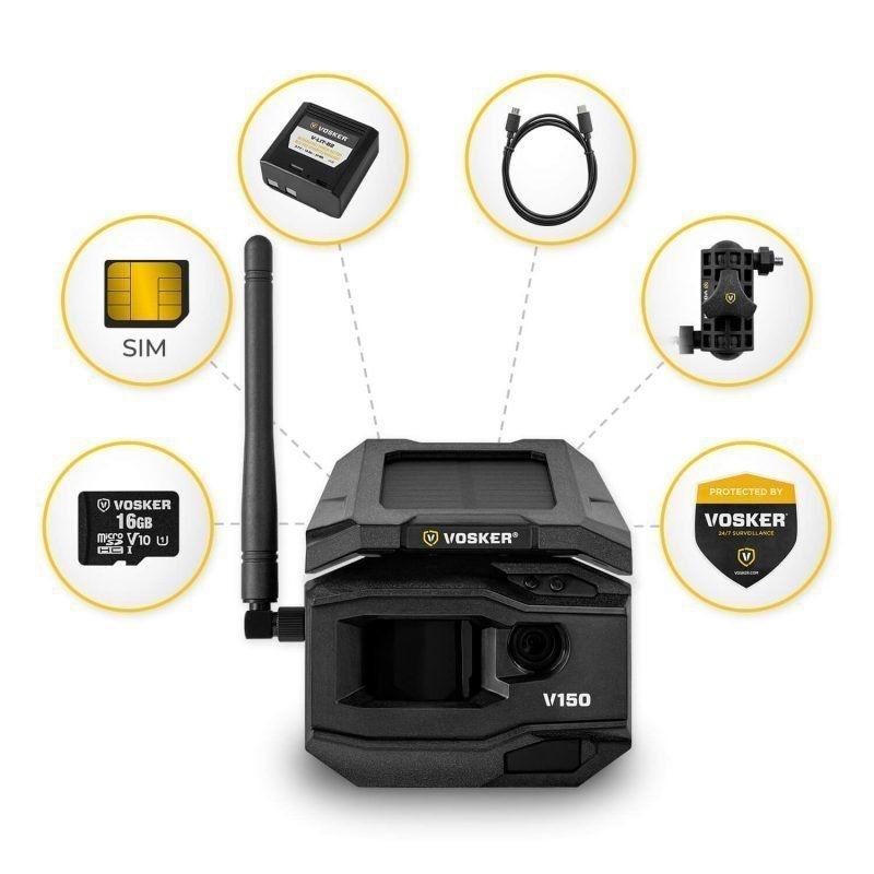 Caméra de sécurité V150 - Vosker
