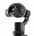 Caméra et nacelle X3 pour stabilisateur main DJI Osmo filmant en 4K à 30 images/seconde et en FULL HD jusqu\'à 120 i/s pour des ralentis époustouflants
