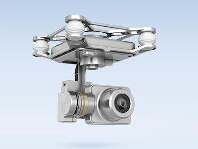 Caméra DJI Phantom 2 Vision+