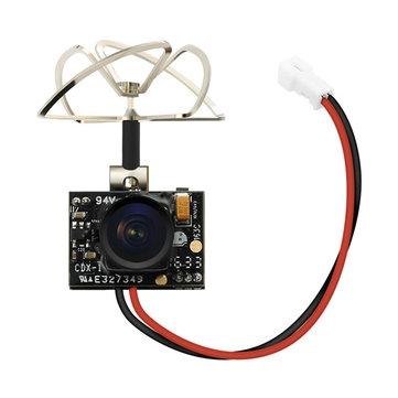 Caméra Eachine TX01 5.8G 40CH 25MW vue de face