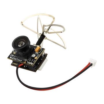 Caméra Eachine TX01 5.8G 40CH 25MW vue de trois quart