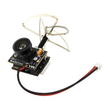 Caméra Eachine TX02 5.8G 40CH 200MW vue de trois quart