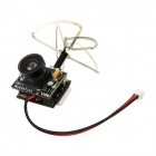 Caméra Eachine TX02 5.8G 40CH 200MW vue de trois quart