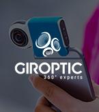 Découvrez les Caméra Giroptic 360 chez studioSPORT