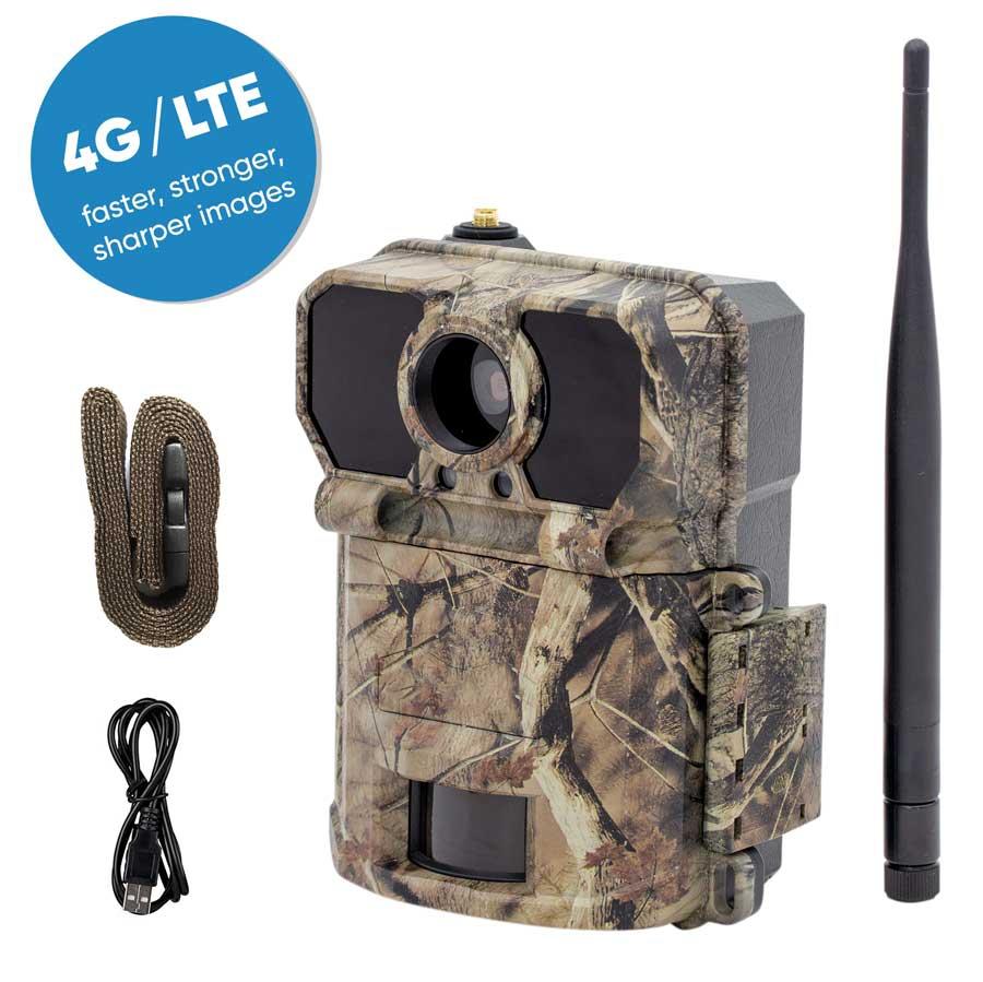 Caméra Icucam Lite (4G/LTE) - ICU Server