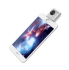 Caméra Insta360 Nano installée sur un iPhone