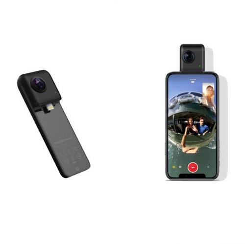 Caméra Insta360 Nano S - Version iPhone - format caméra