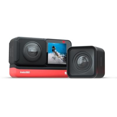 Caméra Insta360 ONE R Twin Edition avec capteurs 4K et 360°