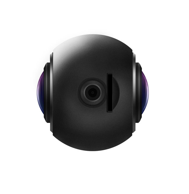 Caméra Insta360 ONE Version iPhone - vue de bas